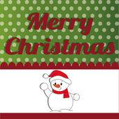 Veselé vánoce — Stock vektor