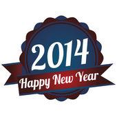 Šťastný Nový rok — Stock vektor