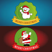 Christmas — Vector de stock