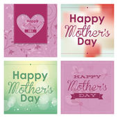 Mother's Day — Stock Vector