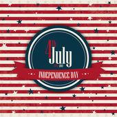 独立日 — 图库矢量图片