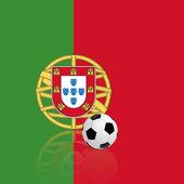 Portugalia — Wektor stockowy