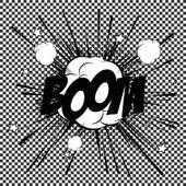 Pop art — Stok Vektör