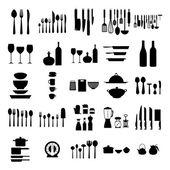 Kitchen Tools — Stock Vector