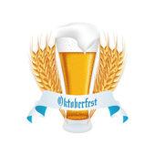 Oktoberfest — Stockvektor