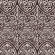 Seamless lace pattern, background — Stock Vector