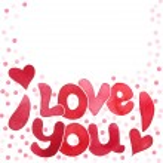 "Inscription ""I love you"" — Stock Vector #32563781"