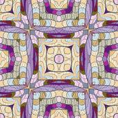 抽象的なシームレス パターン. — ストックベクタ