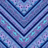 Ethnic pattern — Stock Vector