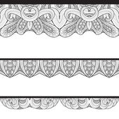 Lace pattern — Stock Vector
