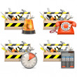 Vector Toolbox Icons set 2 — Stock Vector