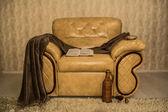 A comfortable chair — Stockfoto