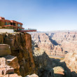 The greatest miracle of nature the grand canyon — Stock Photo