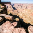 The greatest miracle of nature the grand canyon — Foto Stock