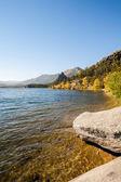 Lago burabai — Foto Stock