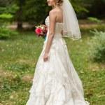 Beautiful bride — Stock Photo #34897665