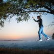 Slackline — Stock Photo #35038693