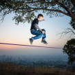 Slackline — Stock Photo #35043301