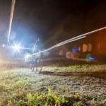Night racing — Stock Photo #35045663