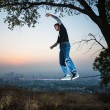 Slackline — Stock Photo #35045851