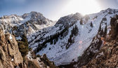 Mountains — ストック写真