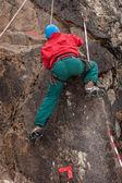 Climbers — Foto de Stock