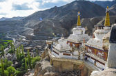 Buddhist monasteries — Stock Photo