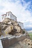 Buddhist monasteries — Stock Photo