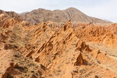 Beautiful sandy canyon — Stock Photo