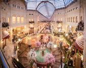 Chic interior shopping complex — Stock Photo