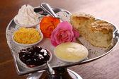 Masło pyszne bułeczki — Zdjęcie stockowe