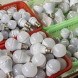 Stock Photo: Some LED lamp selling
