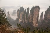 Zhangjiajie mountains. — Stock Photo
