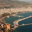 Alanya Port Time Lapse — Stock Video
