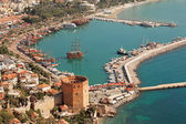 Alanya Harbor — Stock Photo