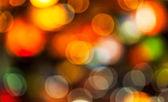 Multicolored Bokeh Background — Stock Photo