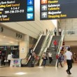 Antalya Airport Time Lapse Loopable — Stock Video