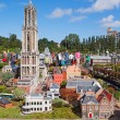 Miniature City Madurodam — Stock Photo