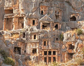 Ruins MyraTurkey — Stock Photo