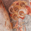 Stock Photo: Ancient Byzantine Fresco