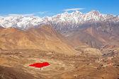 Muktinath Sacred Place — Stockfoto
