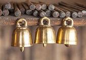 Bells Shwedagon Temple — Stock Photo