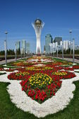 The Baiterek tower in Astana,  Kazakhstan — ストック写真
