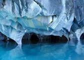 Mermer mağaralar. — Stok fotoğraf