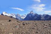 Cerro Torre mountain. — Stock Photo
