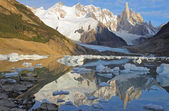 Cerro Torre mountain. — Stock Photo