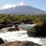 Постер, плакат: Osorno volcano Chile