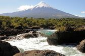 Osorno volcano. Chile. — Stock Photo