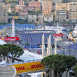 Cityscape of Monaco. — Stock Photo