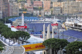 Cityscape of Monaco. — Stock Photo
